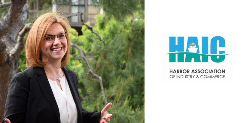 Kat Janowicz elected President of HAIC